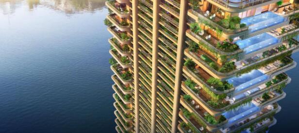瑞地格乐亚克力透明游泳池-厦门帝景苑,瑞地格乐亚克力游泳池