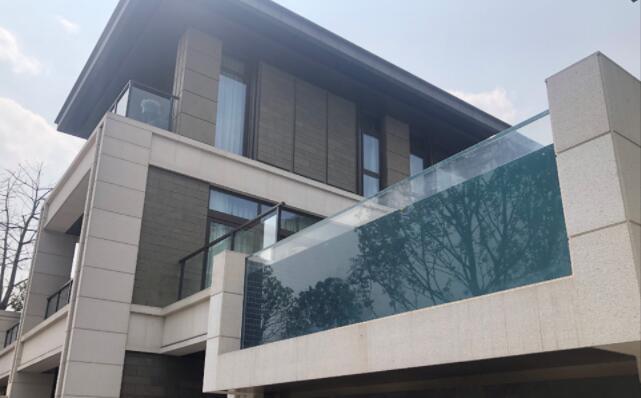 广州从化从都别墅室外泳池,瑞地格乐亚克力游泳池别墅游泳池案例