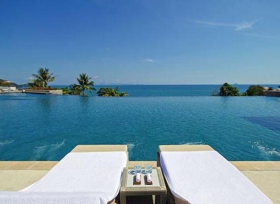 普吉岛Regent Phuket Cape Panwa无边泳池,深圳市他拍档科技有限公司