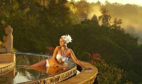 印尼巴厘岛Viceroy Bali无边泳池,深圳市他拍档科技有限公司